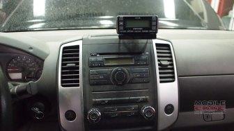 Nissan Frontier Satellite Radio