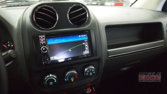 Jeep Compass Navigation