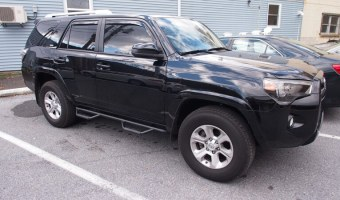 Two-Step Toyota 4Runner Upgrades For Jim Thorpe Client