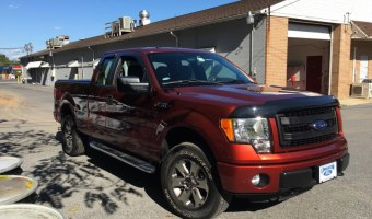F-150 Back Safety Enhancement And Remote Start For Kunkletown Client