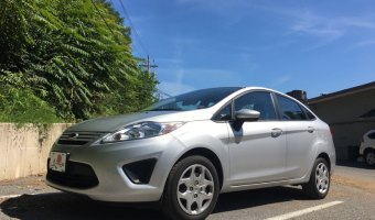 Lehighton Couple Comes To Mobile Edge For Ford Fiesta Radio Upgrade