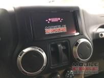 Jeep Wrangler Radio