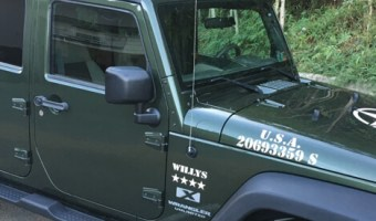 Lehighton Jeep Owner Gets Wrangler Radio Upgrade
