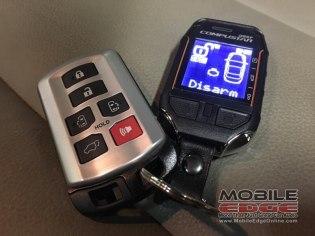 Toyota Sienna Remote Starter