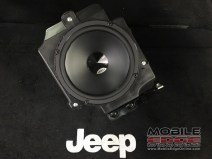 Jeep Wrangler Audio