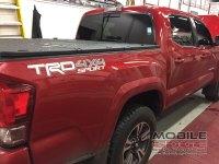 Toyota Tacoma Tint