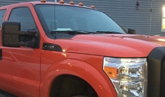 Hazelton Client Comes To Mobile Edge For Ford F250 Upgrades
