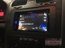 Jetta Radio Installation