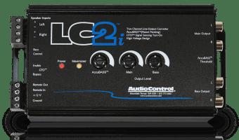 Product Spotlight: AudioControl LC2i