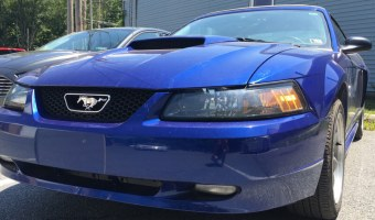 Ford Mustang Radio Upgrade for Kunkletown Client