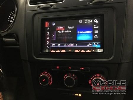 Volkswagen Jetta Wagon Radio