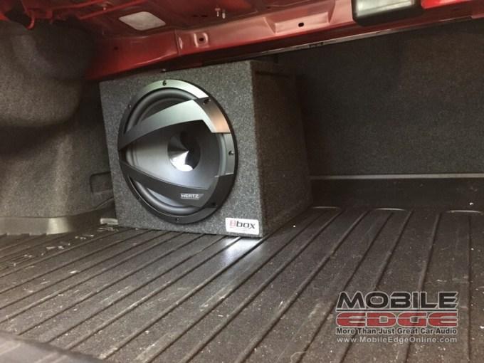 Subaru WRX Stereo