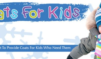 Coats for Kids Enters its Ninth Year