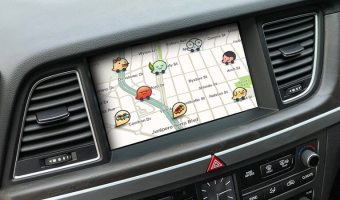 Google's Waze offers the Best in Navigation