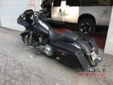 Harley-Davidson Road Glide Radio
