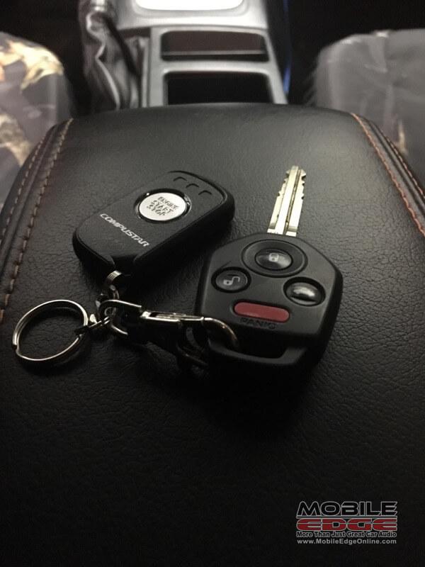 Subaru Crosstrek Remote Starter