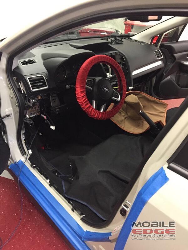 Andreas Client Gets Subaru Crosstrek Remote Starter and