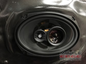 Jeep Grand Cherokee Audio