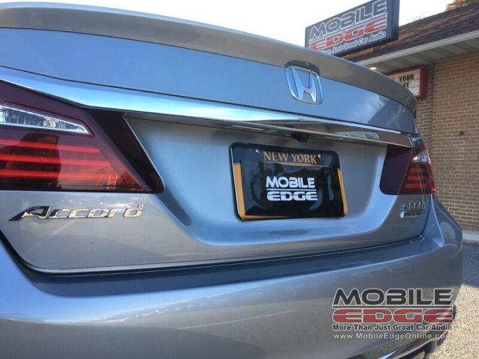 Honda Accord Remote Start