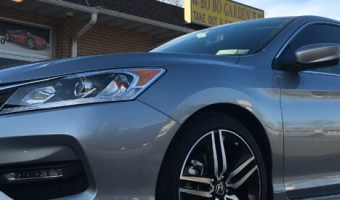 Staten Island Client Comes to Mobile Edge for Honda Accord Remote Start