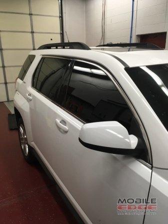 GMC Terrain Window Tint
