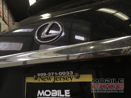 Lexus RX350 Remote Start