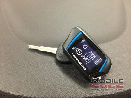 Honda Accord Remote Starter