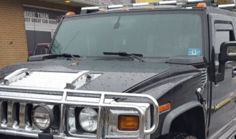 2006 Hummer H2 Technology Upgrade for Lehighton Client