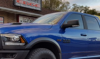Palmerton Client Chooses 3M Color Stable Ram Rebel Window Tint Solution