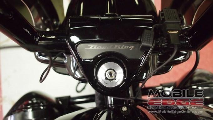 Harley Davidson Road Glide Audio