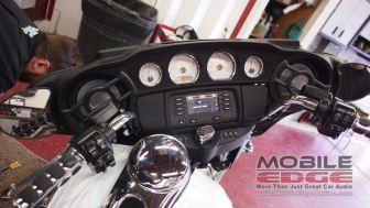 Harley Davidson Street Glide Audio
