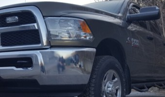 Nesquehoning Client Adds 2014 Dodge Ram Backup Camera System