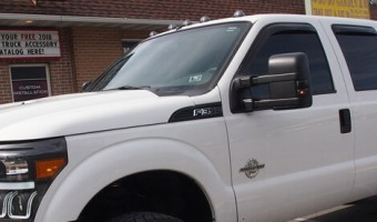 Northampton Ford F-350 Accessories: Stage 2