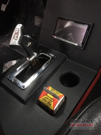 Chevy C10 Center Console