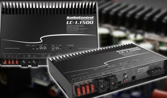 Product Spotlight: AudioControl LC-1.1500 Mono Subwoofer Amplifier