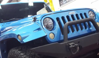 2010 Jeep Wrangler Audio Fix & Upgrade