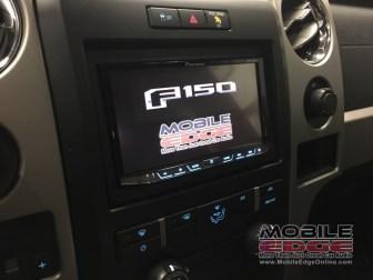 F-150 Radio Replacement