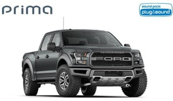 Product Spotlight: Audison Ford F-150 Sound Packs