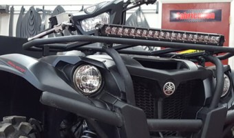 Lehighton Client Adds Powerful Lighting to 2018 Yamaha Kodiak