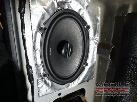 Ford Truck Stereo