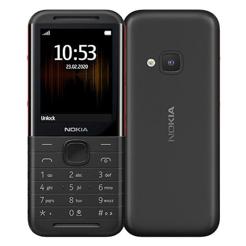 New Nokia 5310 Dual Sim ( 2020 ) -Black