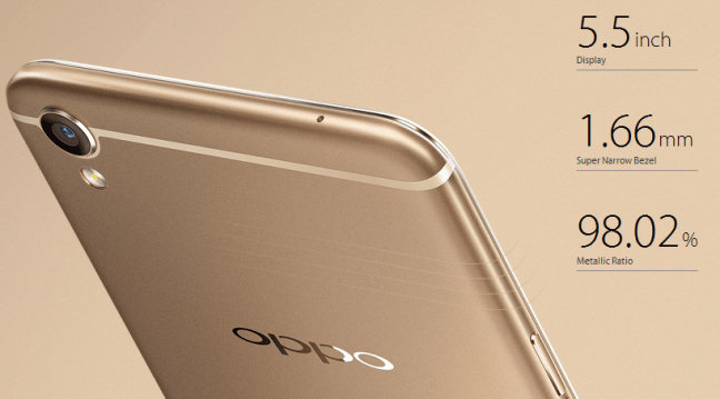 oppo f1 plus screen