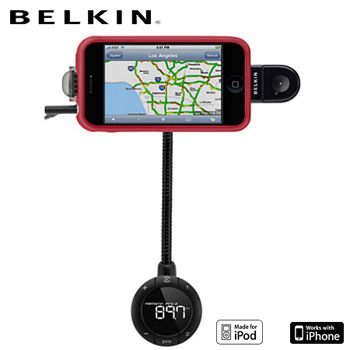 Belkin TuneBase FM With Hands-Free
