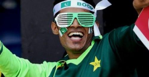 Pakistani Supporter