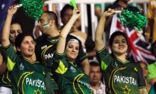 Pakistani Cricket Fans