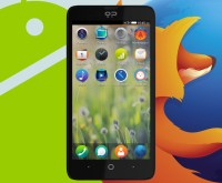 Firefox & Android OS Runs With a Single Click on Geekphone's Revolutionary Device