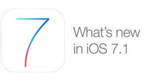 Apple Releases the iOS 7.1 Update, What is New??