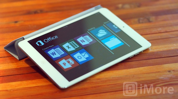 MS Office For iPad