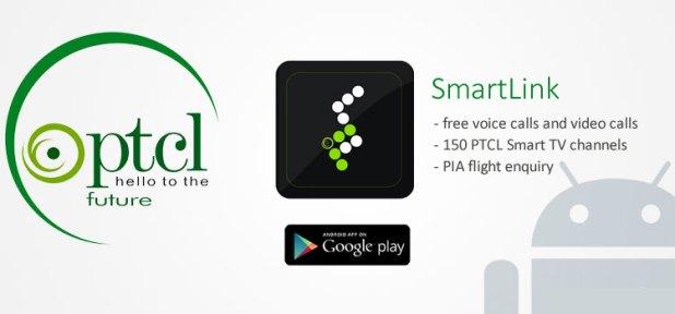 ptcl smartlink