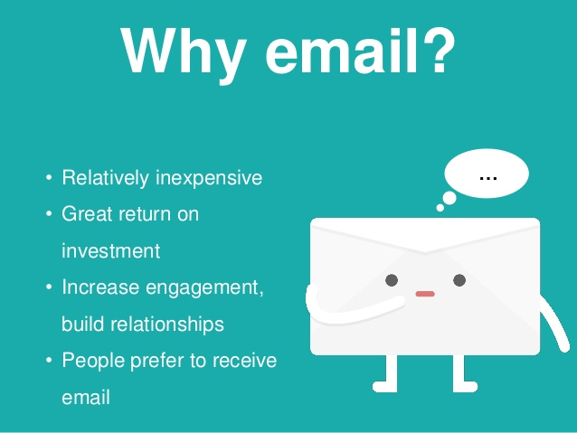 What, Why and How about Email Marketing